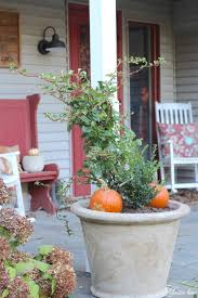 front porch planters for our pergola lehman lane