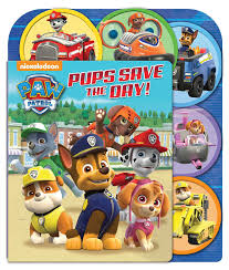 paw patrol official publisher simon u0026 schuster