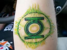 green lantern tattoo by annie isnt ok on deviantart