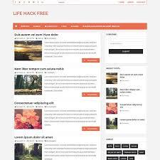 65 best free blogger templates