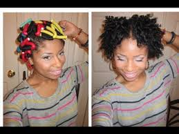 flexi rod stretch long 4b c hair how to do a flexi rod set on short natural hair flexi rods