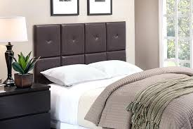 Plush Headboard Beds Tufted Headboard Wood Trim With Frame Diy Wooden Coccinelleshow Com