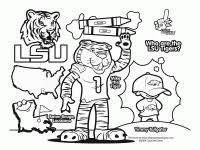 Free Coloring Pages Daily To Print Alabama Crimson Tide Coloring Pages