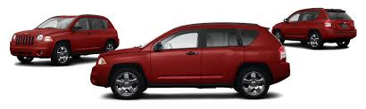 jeep compass limited red 2008 jeep compass 4x4 limited 4dr suv research groovecar