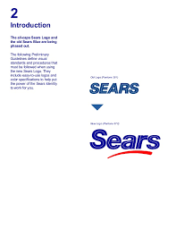 sears corporate identity