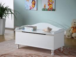 Bedroom Storage Chest Bench Amazon Com King Brand White Finish Wood Storage Bench Toy Box