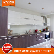 diy kitchen cabinets mdf china diy modern style design painting melamine kitchen