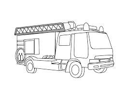 picture fire truck coloring 51 free colouring pages