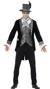 Halloween Costumes Mad Hatter Black Mad Hatter Men U0027s Costume Mad Hatter Men U0027s Halloween Costume