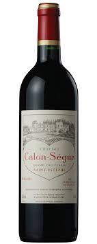 learn about st estephe bordeaux chateau calon ségur 2000 estèphe cadman wines