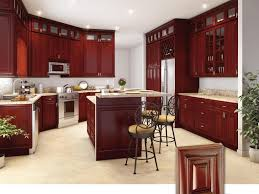Photos Of Kitchens With Cherry Cabinets Kitchen Cabinets 65 Charming Deluxe Idea Cherry Wood Kitchen