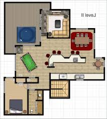 Floor Plan For 30x40 Site by Exterior House Design One Floor