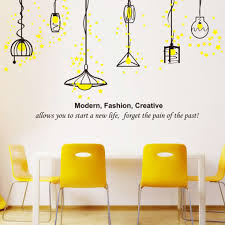 Modern Wall Stickers For Living Room Online Get Cheap Vinyl Chandelier Aliexpress Com Alibaba Group