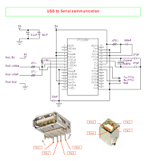 serial communication throughout rs485 2 wire connection diagram