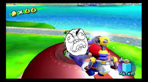 Super Mario Memes - super mario sunshine glitches meme style youtube