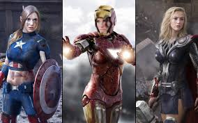 captain america iron man and thor wallpapers