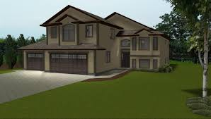 house plans with three car garage interesting 3 car garage house plans plan 1436 bedroom ranch w