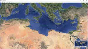 google earth israel location demonstration youtube