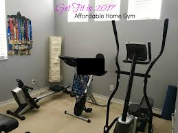 Home Gym by I Run For Wine Getting Fit In 2017 With An Affordable Home Gym