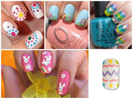 Easter Nail Decorations by Diy Easter Nail Art Find Fun Art Projects To Do At Home And Arts