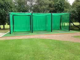 Backyard Golf Nets Standard Curtain Net County Sports Surfaces