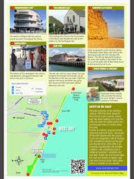 Broadchurch England Map by Explore The Broadchurch Trail With Visit Dorset