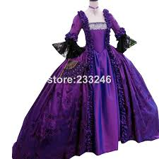 Ball Gown Halloween Costume Compare Prices Halloween Costume Purple Dress Shopping