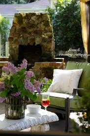 English Country Cottages English Garden Inspired Patio Makeover With Kmart French Country