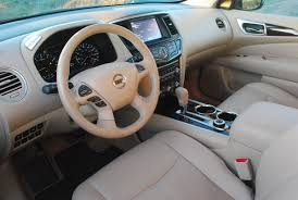 nissan pathfinder 2014 interior nissan car reviews and news at carreview com