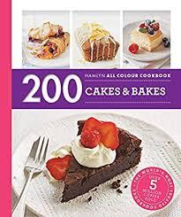 hamlyn all colour cookery 200 cakes u0026 bakes hamlyn all colour