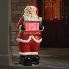 the countdown to 4 santa hammacher schlemmer