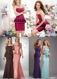 designer bridesmaid dresses bridesmaid dress designers 2017 wedding ideas magazine