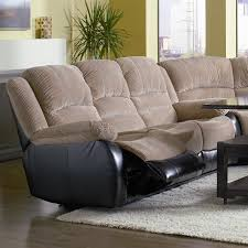 3 piece recliner sofa set johanna tan corduroy 3 piece reclining sectional by coaster 600362