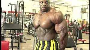 Ronnie Coleman Bench by A Day In The Life Of Ronnie Coleman Chest Training