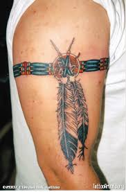 american indian feather tattoos imgarcade com506 x 768