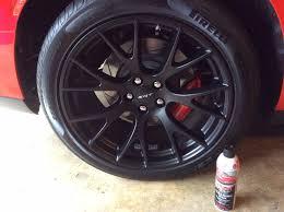 Spray Painting Your Rims Hellcat Wheel Care Srt Hellcat Forum