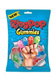 Ring Pop Boxes Ring Pop Gummies 16 Box Candy Favorites
