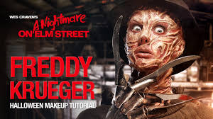 Freddy Krueger Halloween Makeup Tutorial Youtube
