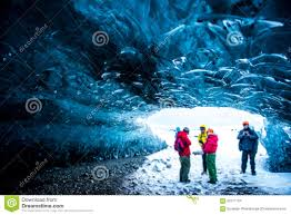 The Crystal Cave Iceland Crystal Ice Caves Iceland Stock Photo Image 59177734
