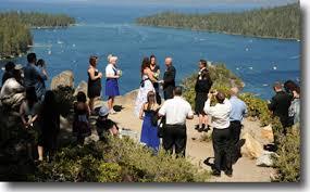 lake tahoe wedding packages emerald bay weddings unique lake tahoe wedding venue