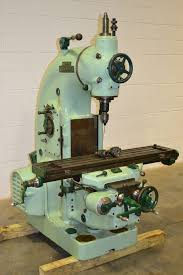 milwaukee 2hl vertical swivel head milling machine vintage war