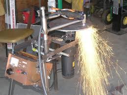 home built welding carousel