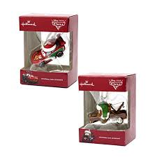 hallmark disney pixar cars lightning mcqueen and mater