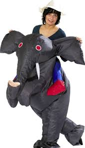party city puerto rico halloween costumes online buy wholesale inflatable elephant costume from china