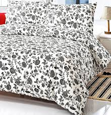Sewing A Duvet Cover From Sheets by Black And White Bedding U2013 Ease Bedding With Style