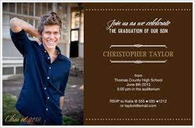 we offer customized graduation invitations and announcements with