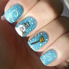15 easy winter nail art designs ideas trends u0026 stickers 2014