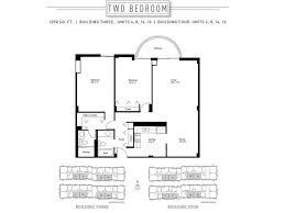 2 bed 2 bath floor plans 2 bed 2 bath apartment in wheaton il wheaton center