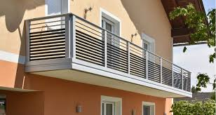 balkon alu alu design barcelona leeb balkone und zäune