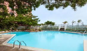 Ocean City Maryland Map Ocean City Hotel On The Beach Holiday Inn Oceanfront